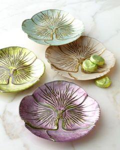 Floral Plates Cami Weinstein