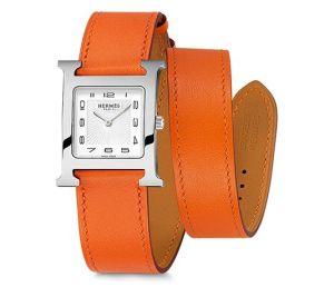 Hermes Wrap Watch Cami Weinstein