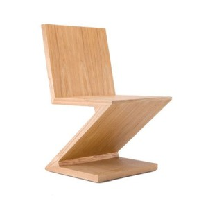 Wood Lightening Chair Cami Weinstein