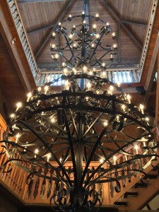 Raphael Winery Light Fixture Cami Weinstein