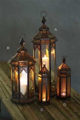 Mothology Moroccan Lanterns Cami Weinstein