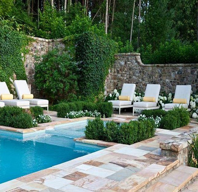 Secret Garden Pool Cami Weinstein