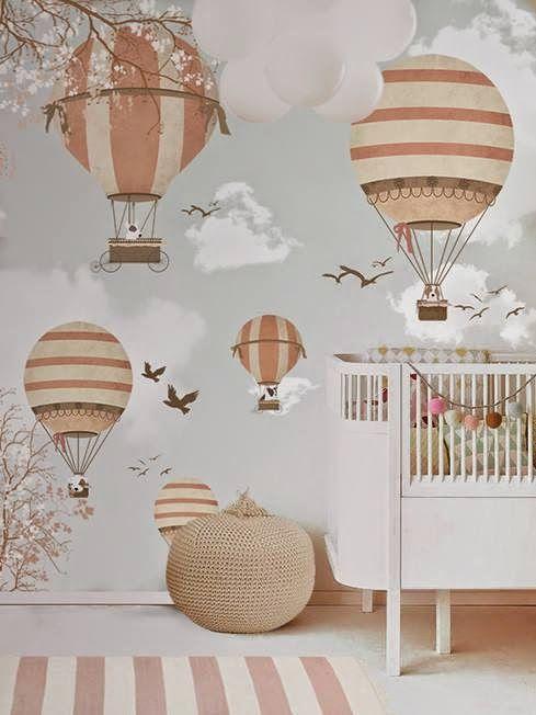 Nursery Wallpaper Cami Weinstein