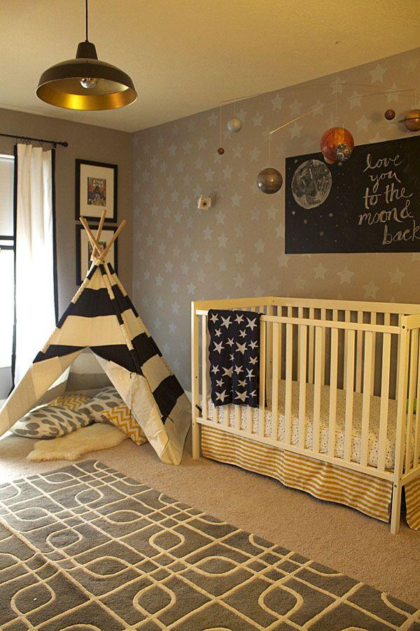 Traditional Nursery Design Cami Weinstein