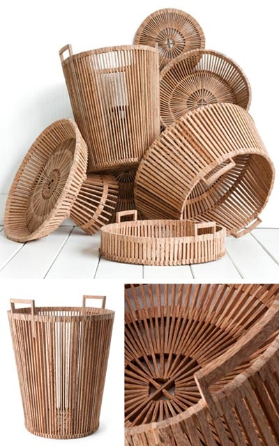 Baskets Cami Weinstein