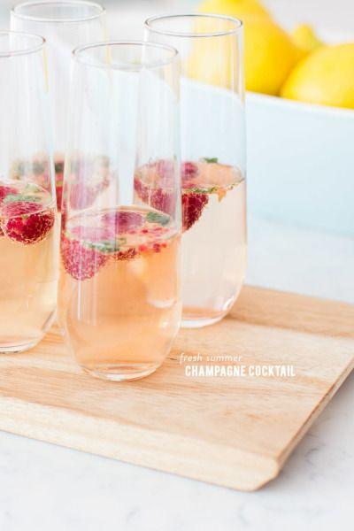 Champagne Glassware Cami Weinstein
