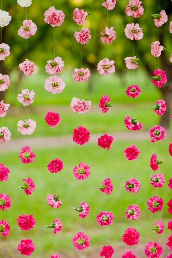 Floral Curtains Cami Weinstein