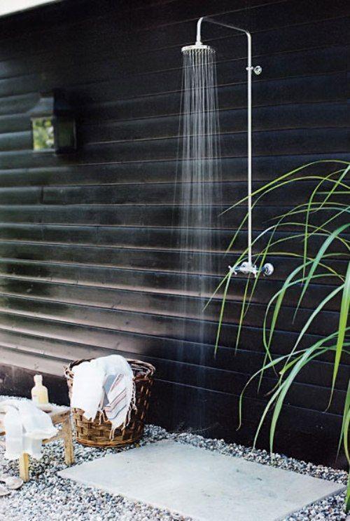 Outdoor Shower Cami Weinstein