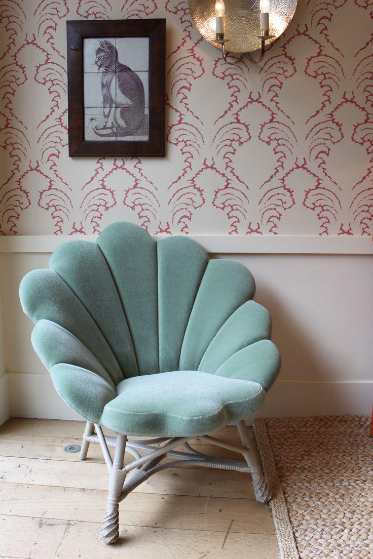 Scallop Chair Cami Weinstein