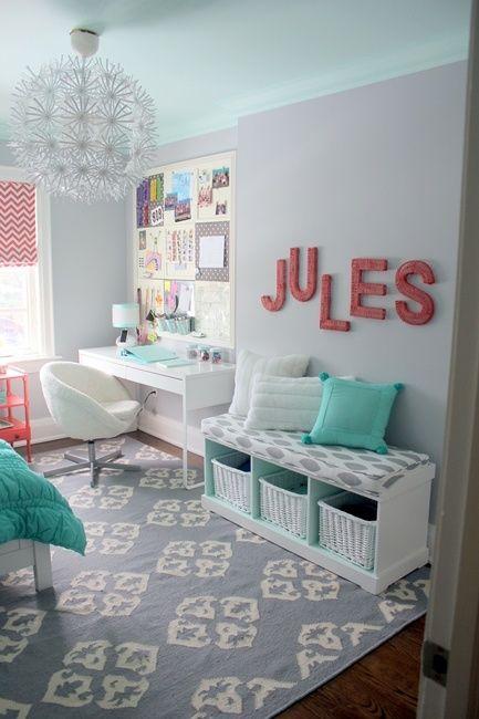 Tween Bedroom Cami Weinstein