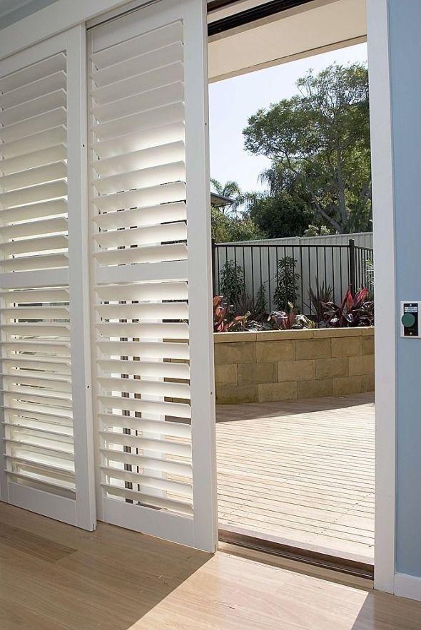 Glass Door Window Treatment Styles Cami Weinstein