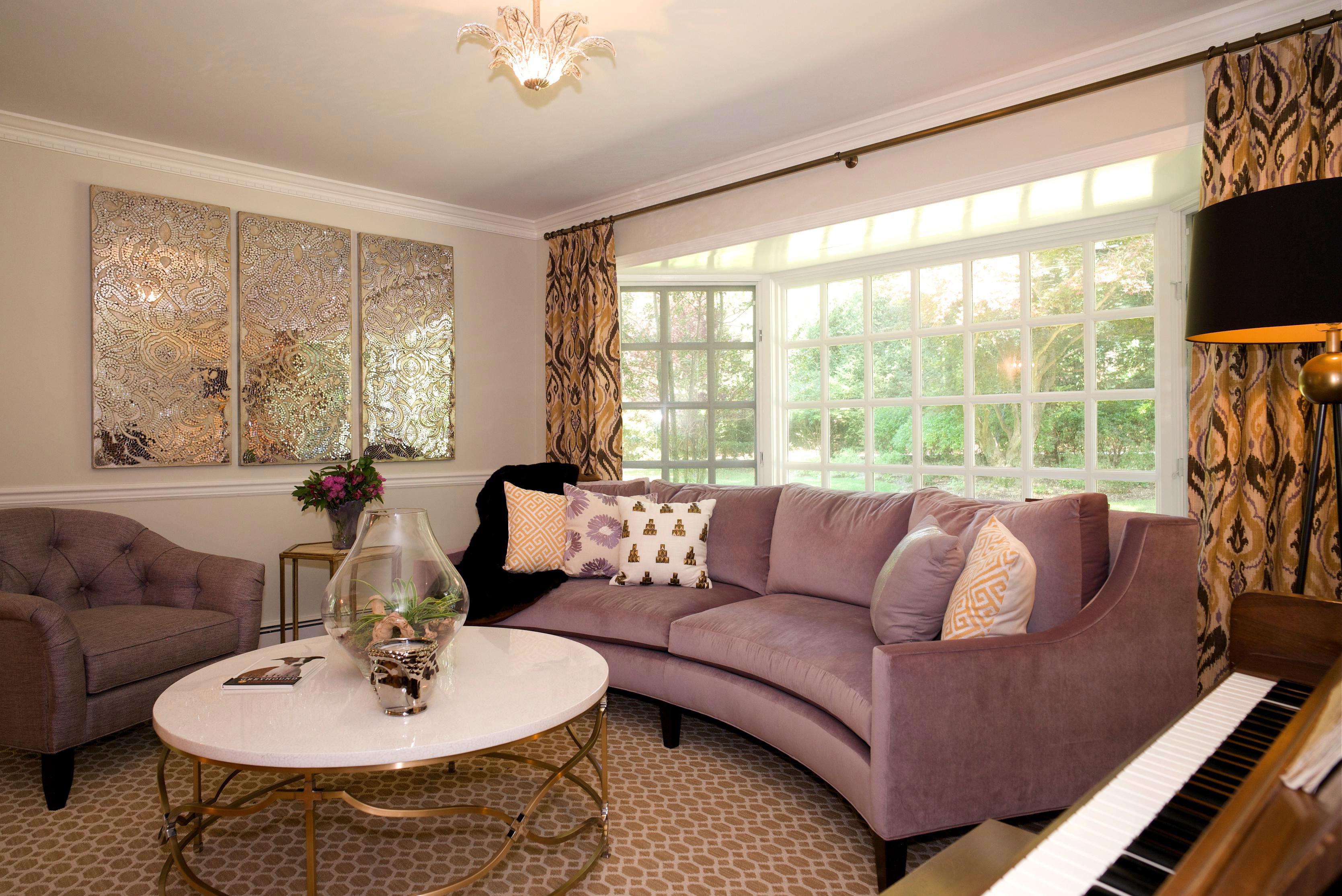 Chappaqua Living Room