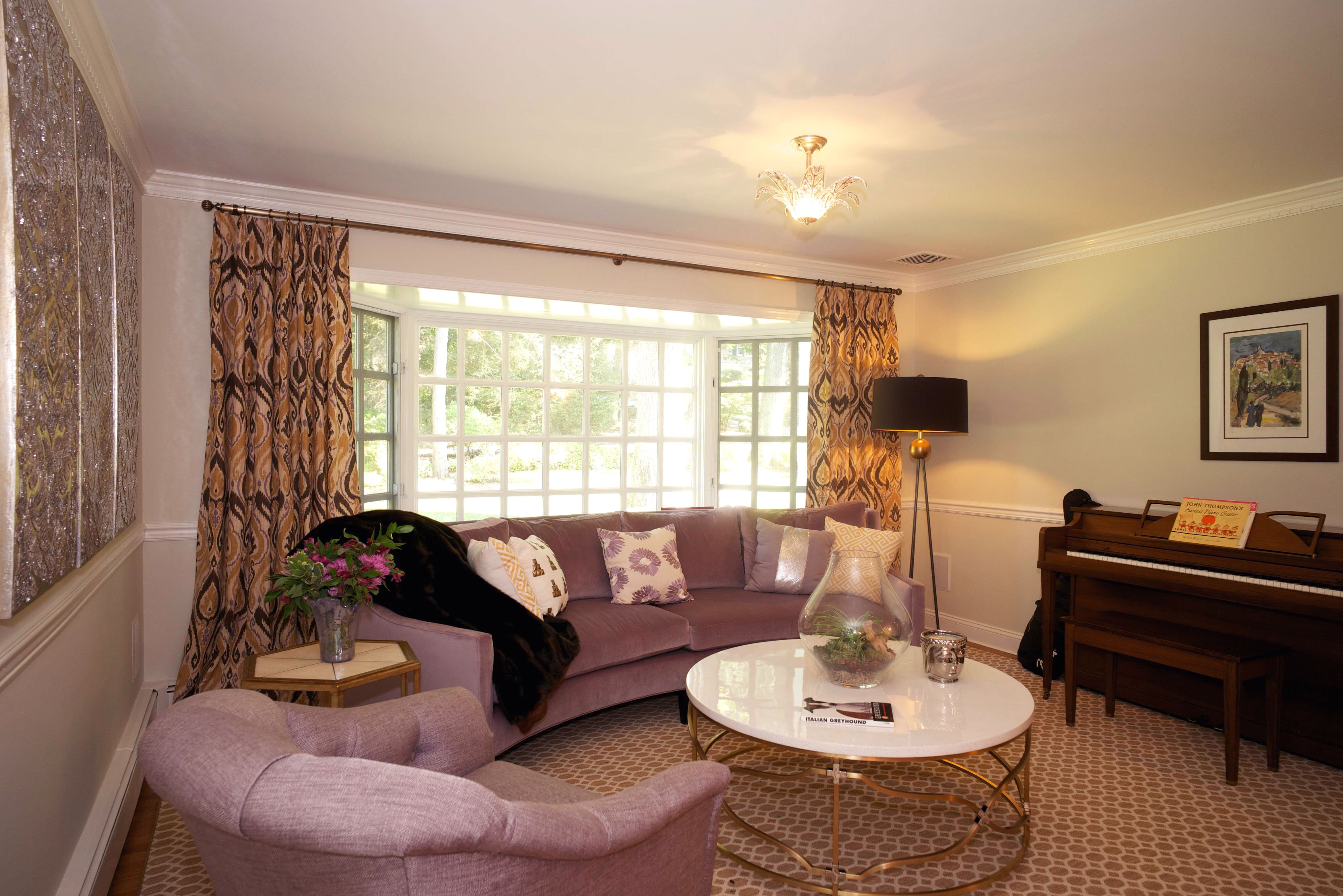 Chappaqua New York Interior Design