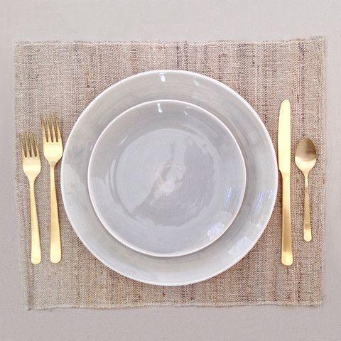 Grey Plates Cami Weinstein