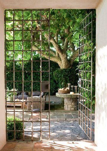 Romantic Garden Cami Weinstein