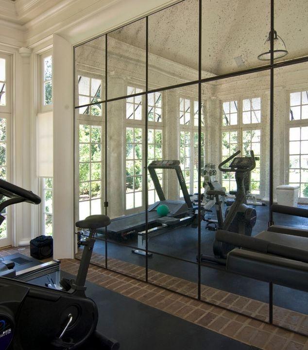 Gym Design Cami Weinstein