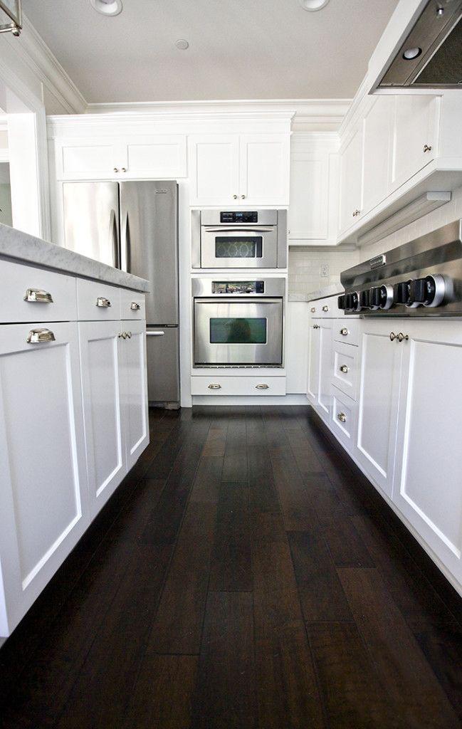 Kitchen Hardwood Flooring Cami Weinstein