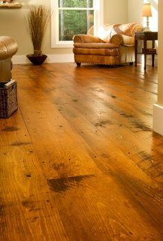 Pine Hardwood Flooring Cami Weinstein