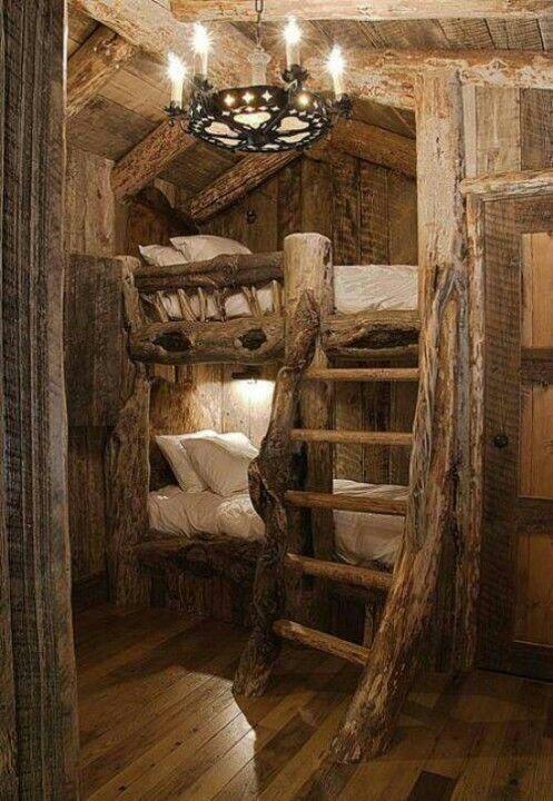Hometalk Cabin Bunk Bed Cami Weinstein