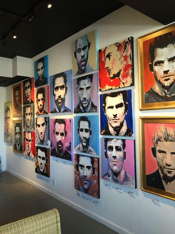 Art Gallery Visit Modernism Week Cami Weinstein