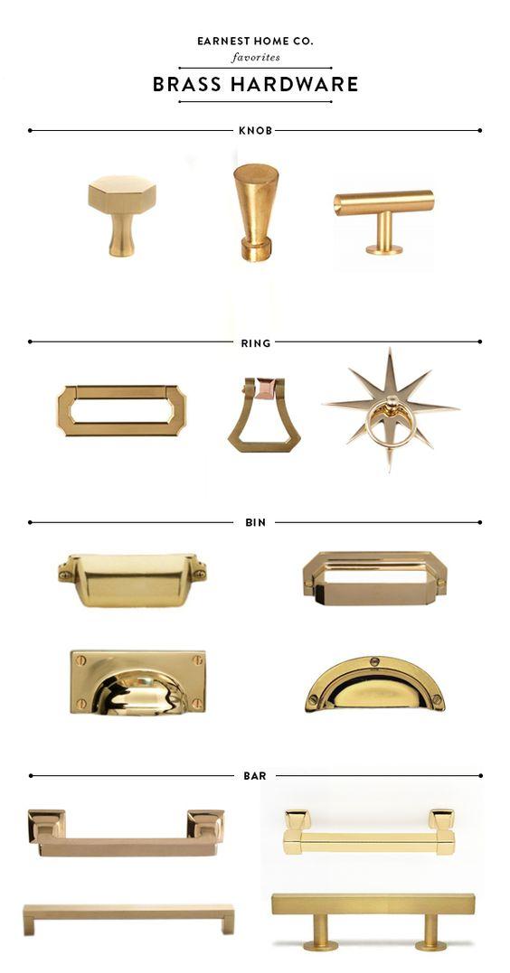 Brass Hardware Cami Weinstein Designs LLC