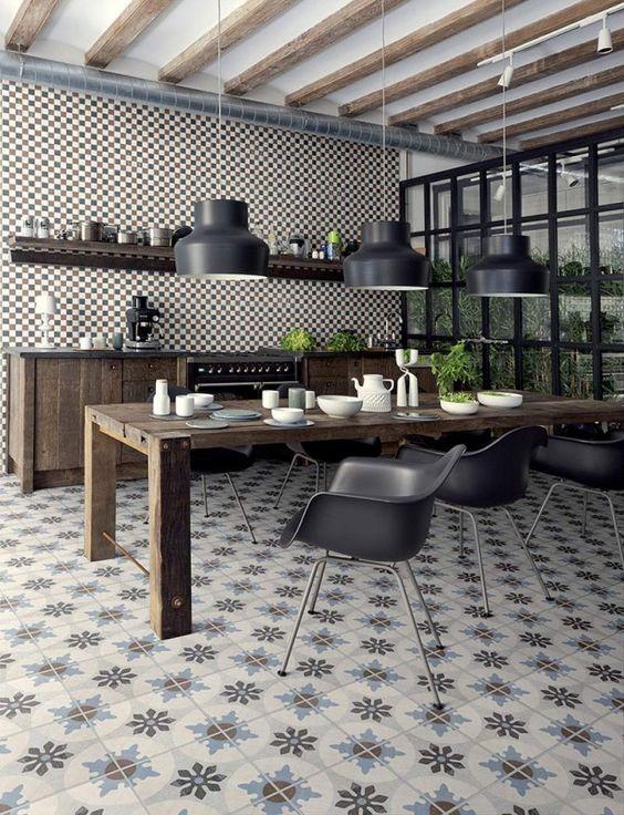 Cement Tile Design Cami Weinstein
