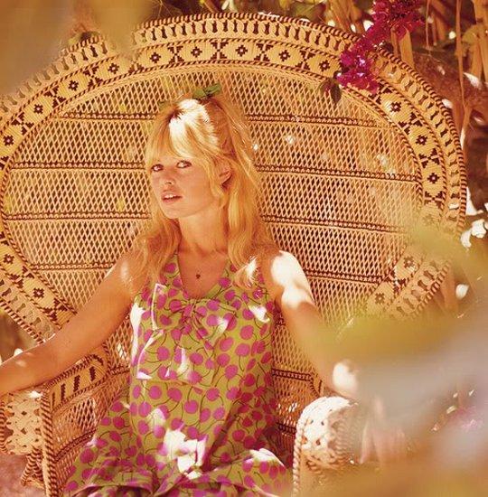 Bardot Wicker Chair Cami Weinstein