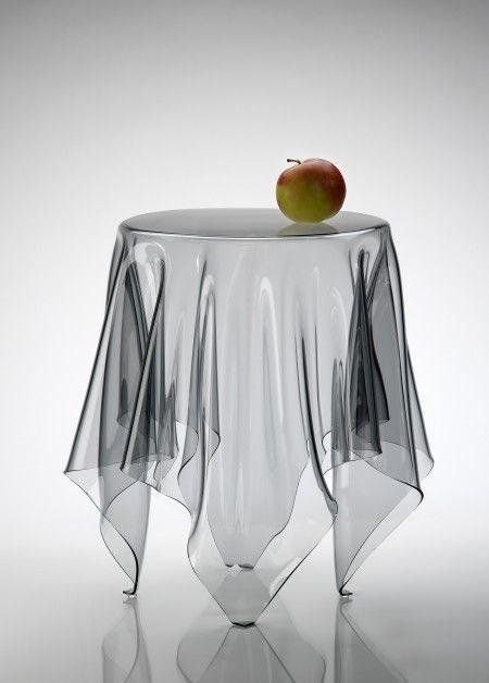 Lucite Table Cami Weinstein Designs LLC