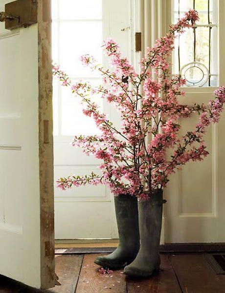 Spring Design Flowers Cami Weinstein