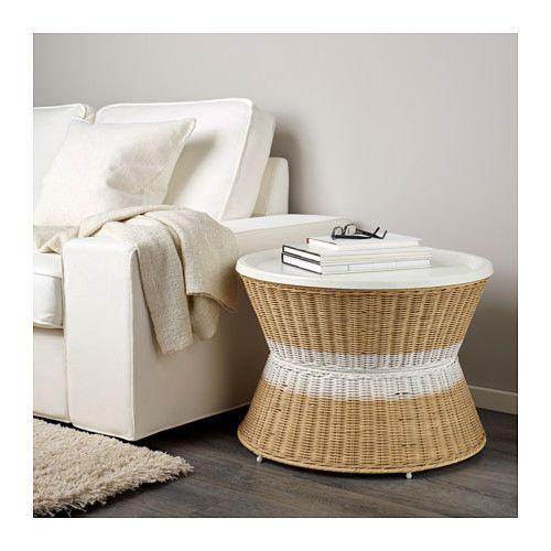 Wicker Table Cami Weinstein Design Blog