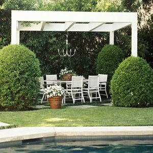 Pergola Design Cami Weinstein Interior Designs
