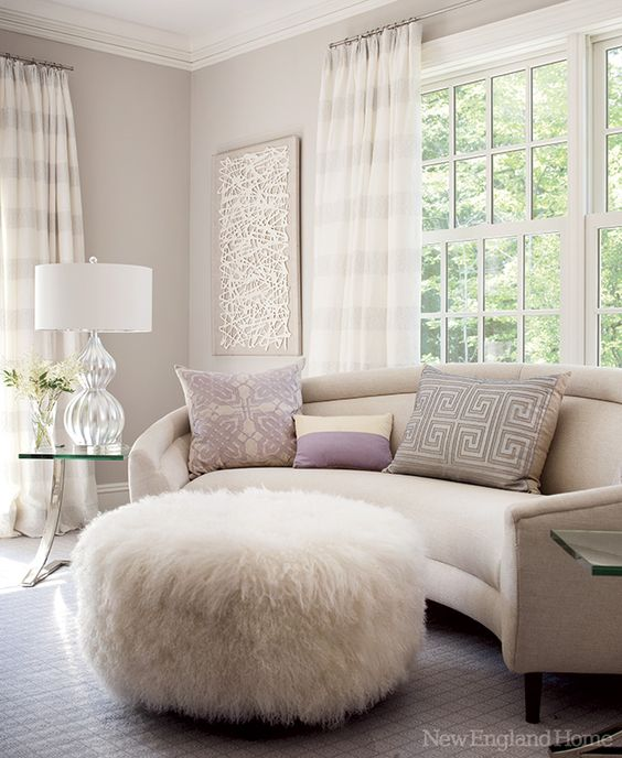New England Home Wrap Couch Cami Weinstein