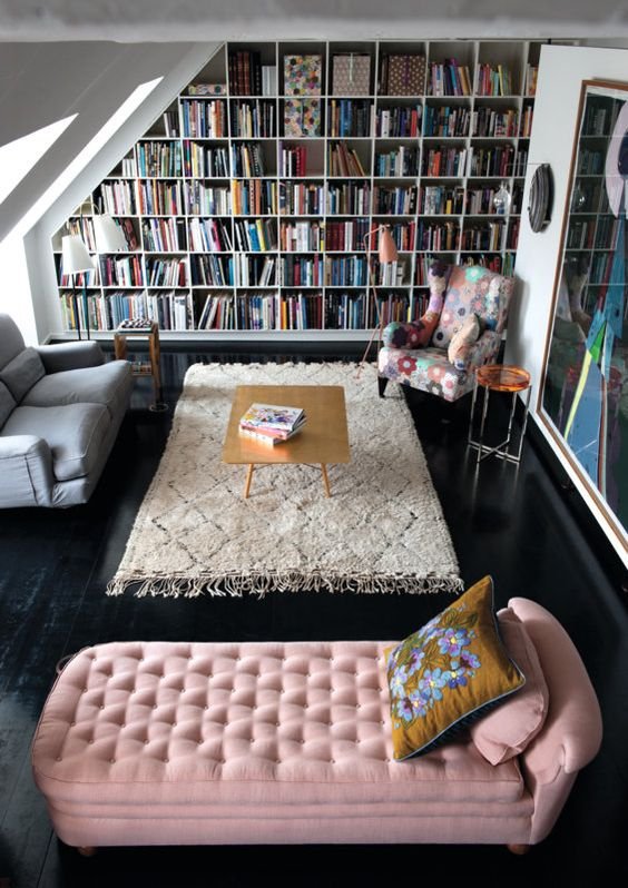 Eclectic Library
