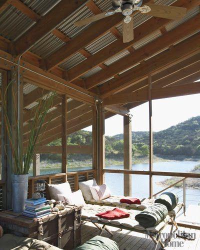 Sleeping Porches Blog Cami Weinstein