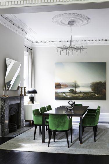 Dining Room Design Cami Weinstein Designs