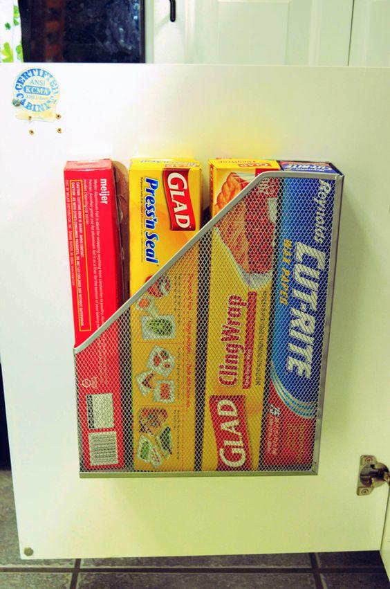 Kitchen Storage Solution Cami Weinstein