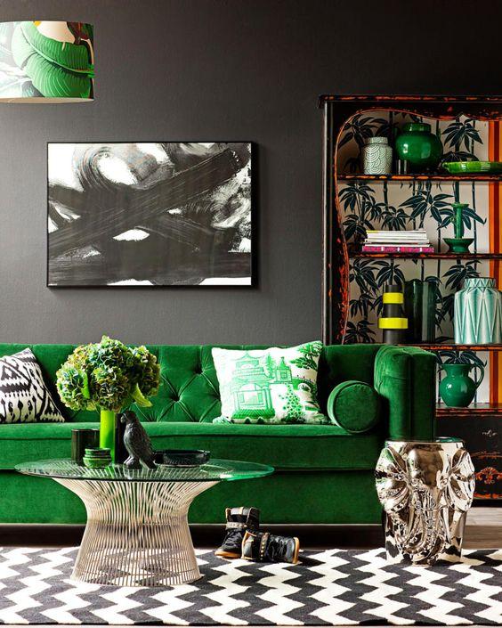 Living Room Cami Weinstein Interior Design