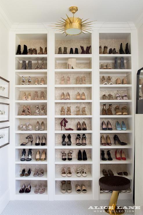 Shoe Storage Cami Weinstein
