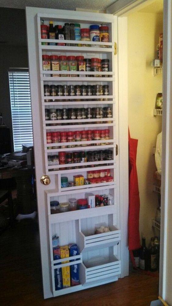 Spice Storage Closet Cami Weinstein