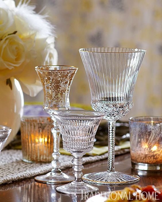 glassware-traditional-home