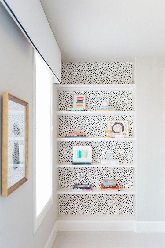 polka-dot-wallpaper-apartment-therapy