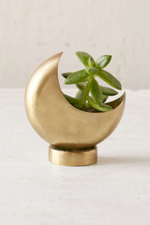 Half Moon Planter, Urban Outfitters