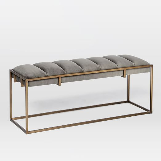 Fontanne Upholstered Bench