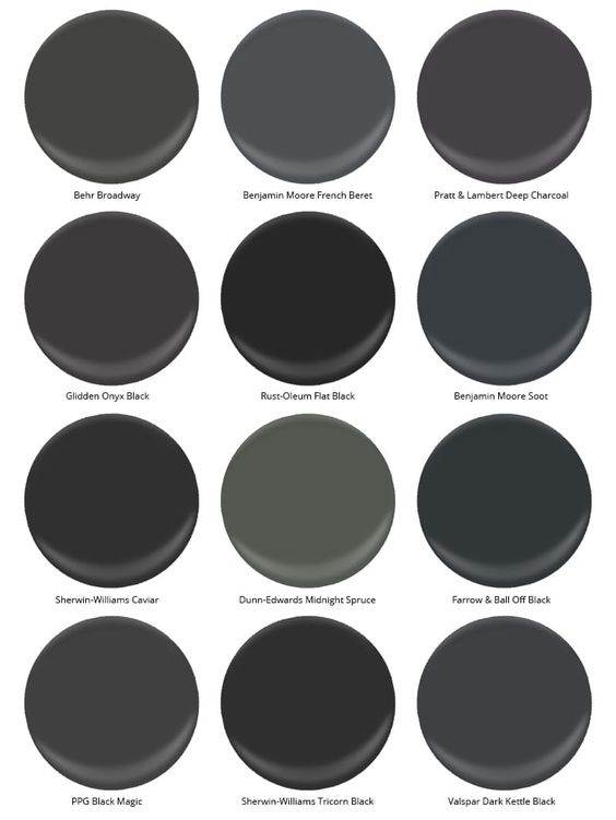 Painted-Black-Houses