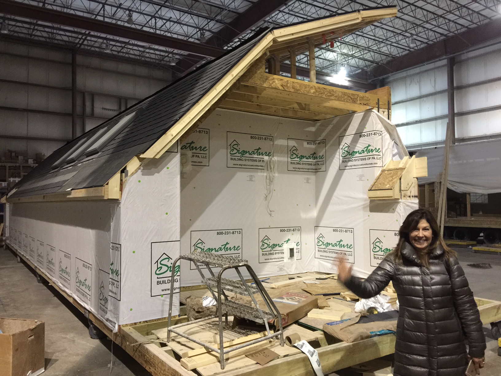 Modular Home Factory Cami Weinstein LLC