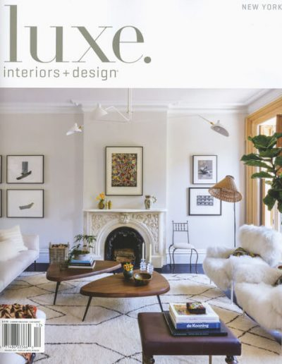 Magazine A_Luxe Cover