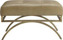 Arc Bench Baker Furniture