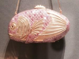Judith Leiber Fish Bag Cami Weinstein