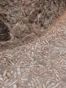 Outdoor Path Antoni Gaudi Cami Weinstein