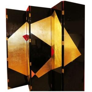 Six Panel Art Deco 1st Dibs Cami Weinstein